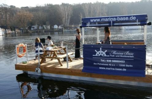 Marina Base Bootsverleih Spandau