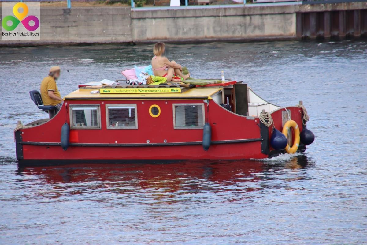 Bild Hausbootverleih Wasserkutsche Berlin