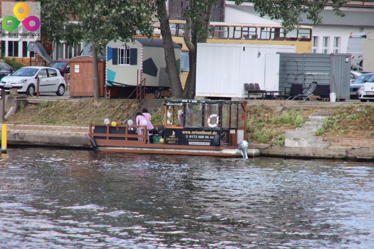 Bild Orientboot Berlin