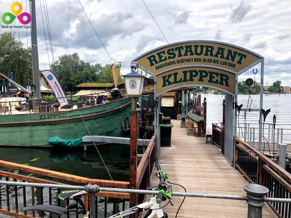 Bild Schiffsraustaurant Klipper Treptow