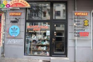 Bild Second Hand Shop Sir Henri Friedrichshain