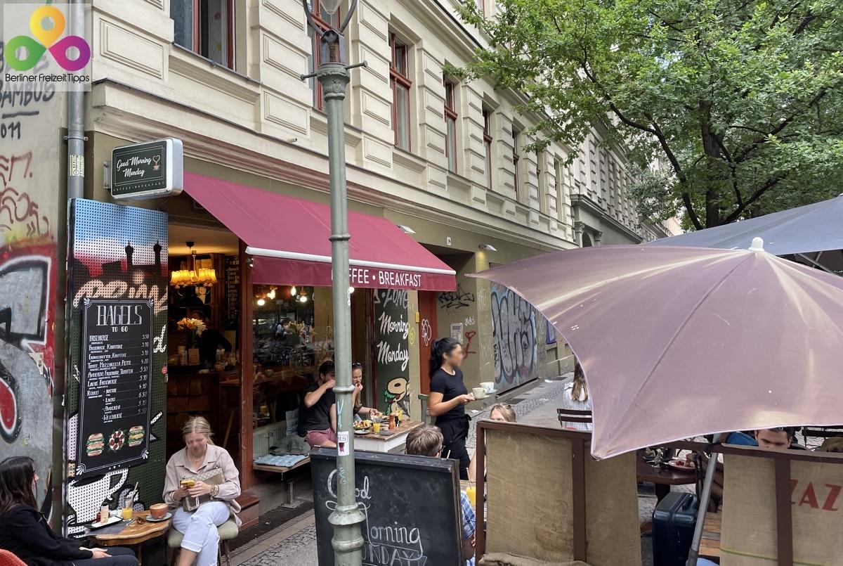 CafeGood Morning Monday Kreuzberg
