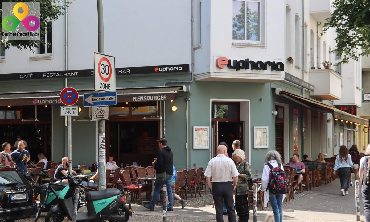 Cafe Restaurant Cocktailbar Euphoria