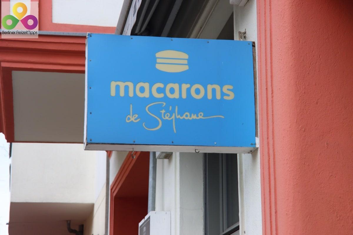 Macarons Friedrichshain Boxhagener Platz