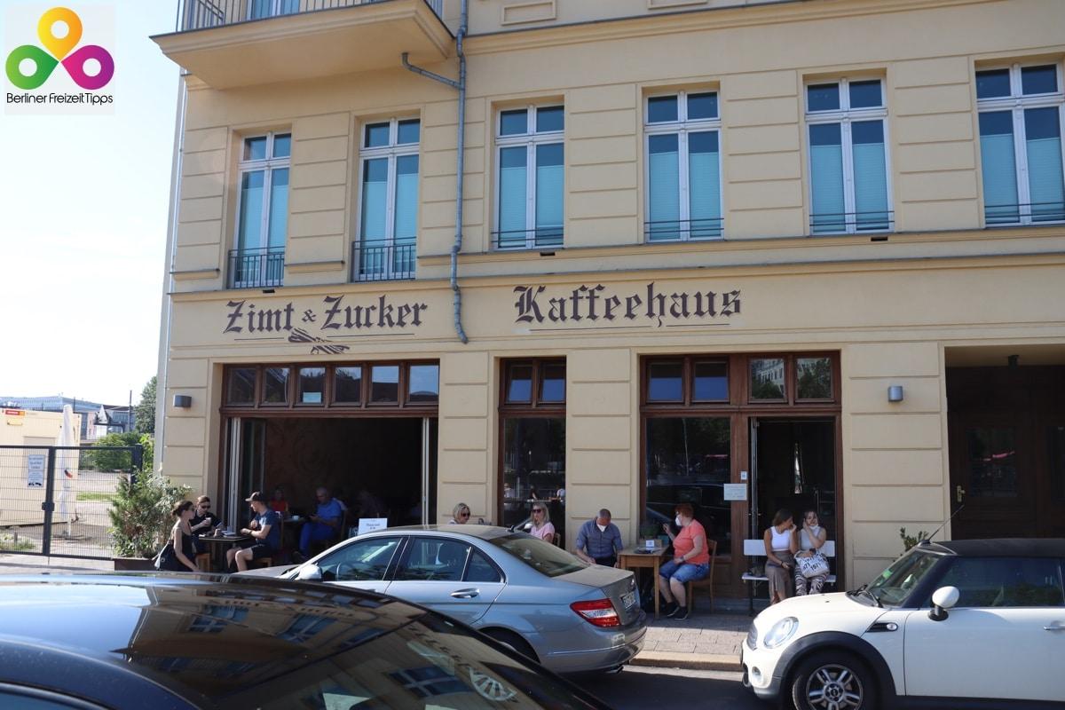 Foto Zimt Zucker Kaffeehaus