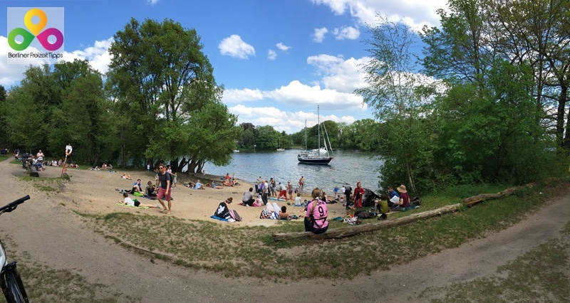 Bild Teglersee Heiligensee