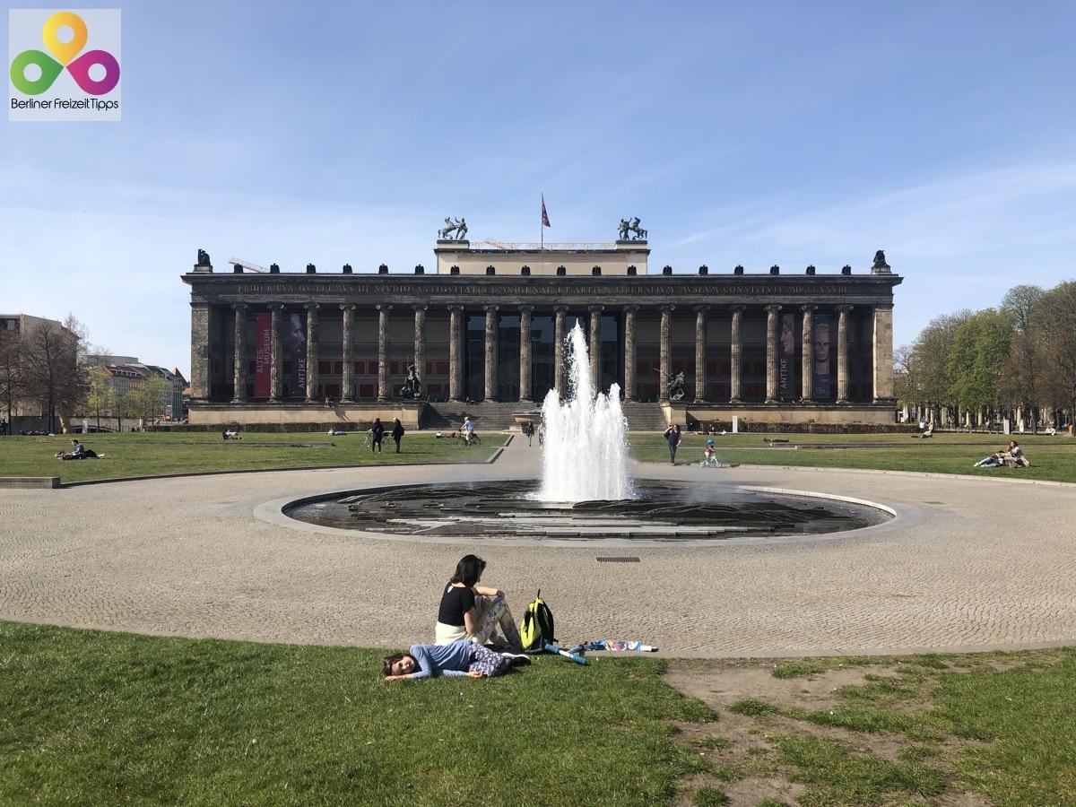 Altes Museum Lustgarten
