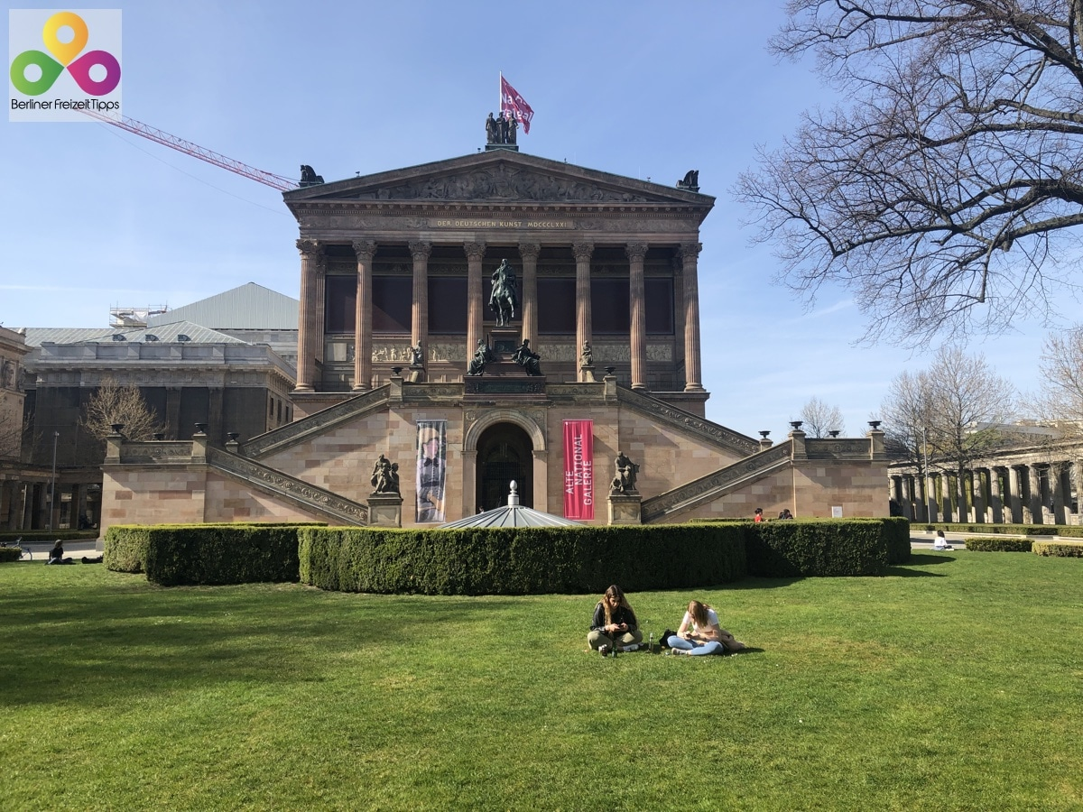 Bild Alte Nationalgalerie