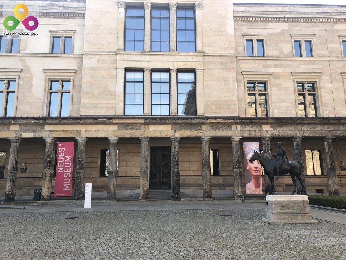 Bild Neues Museum Museumsinsel