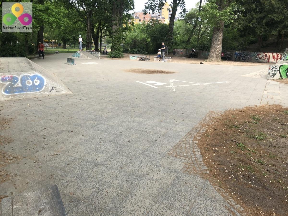 Skateanlage Böcklerpark
